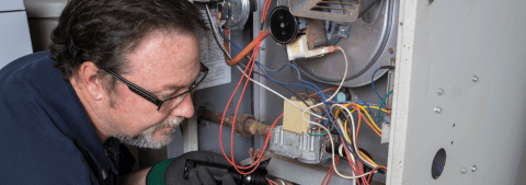 replacing an old HVAC system