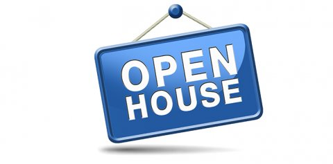 Campus open house