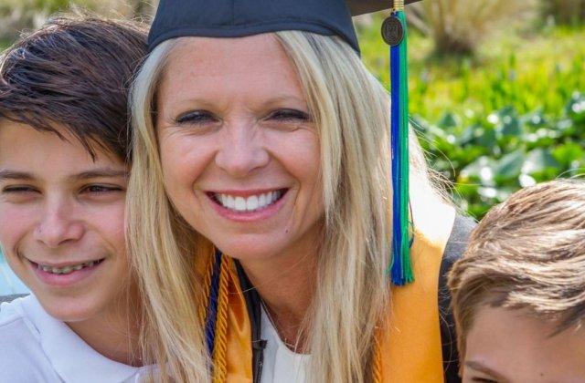 degree completion grad