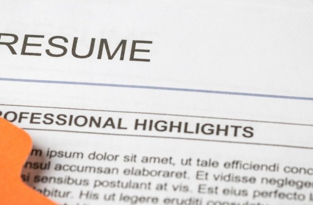 documents for job search