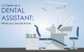 Charter College Dental Assistant Infographic