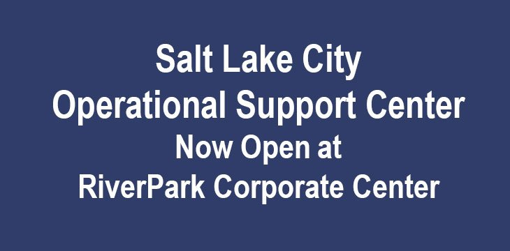 Salt Lake City operations center