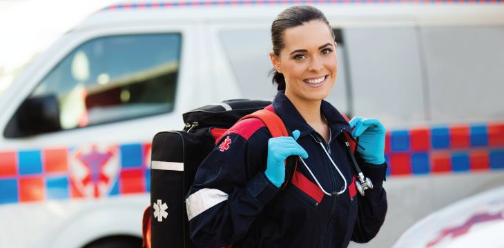 make a difference: become an emt | charter college, Human body