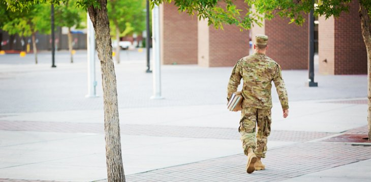 Charter College military
