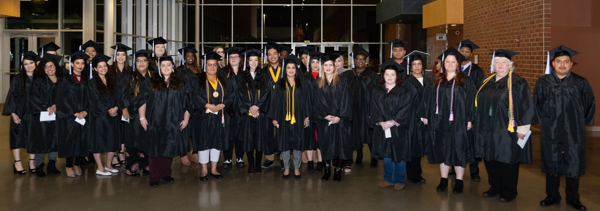 charter college graduates
