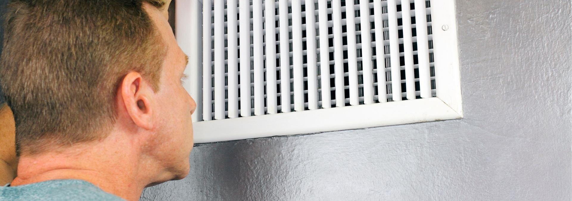 HVAC energy inspection