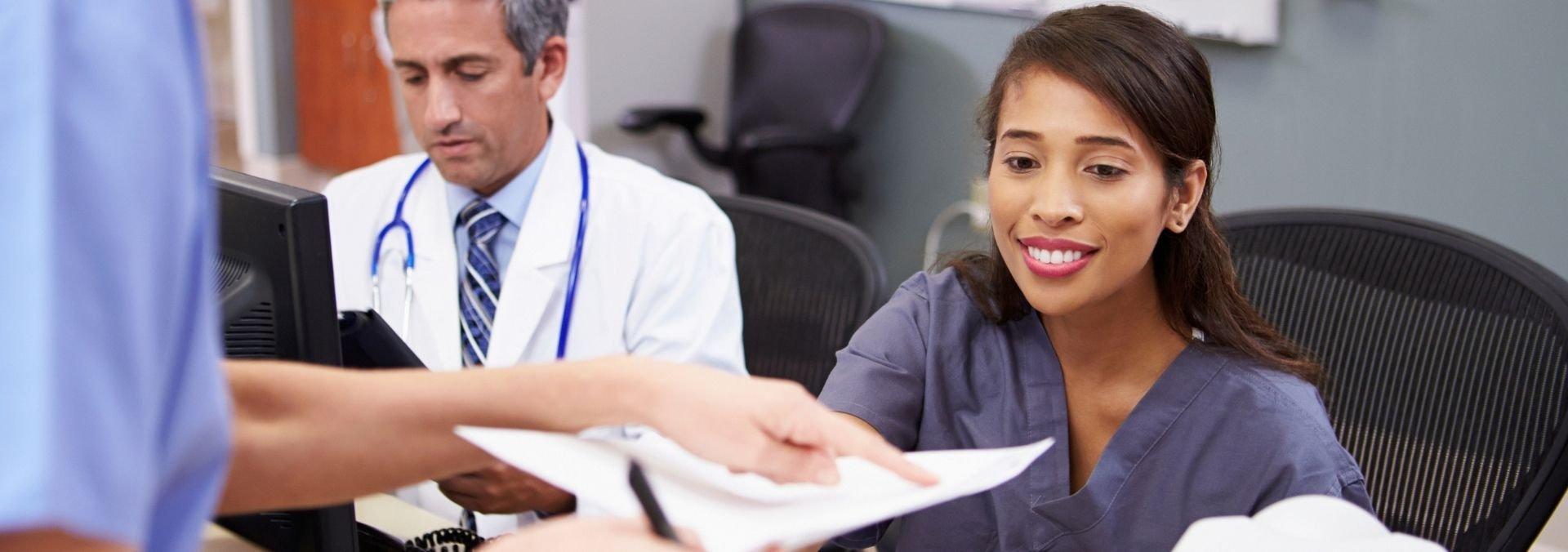 health unit coordinator professional