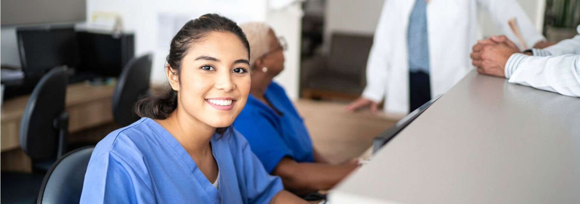 medical office admin assistant