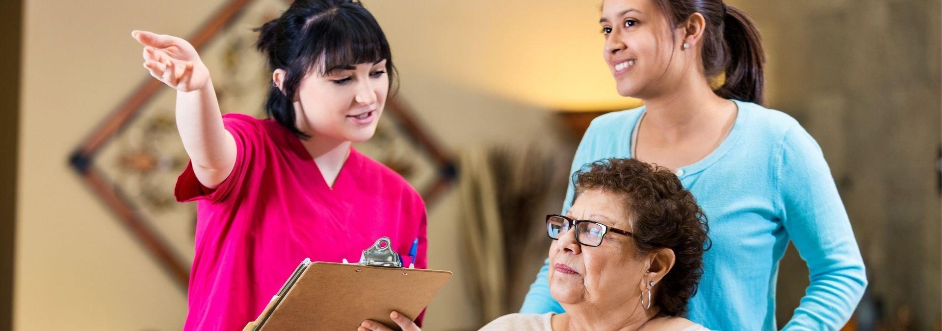 nursing home tour