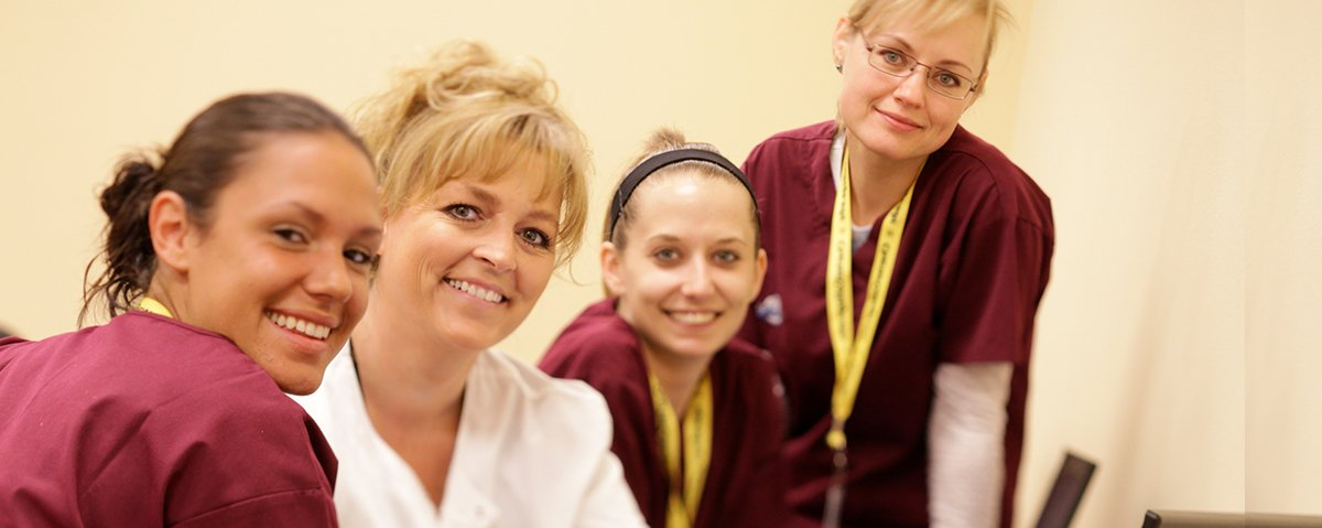 Pasco dental students