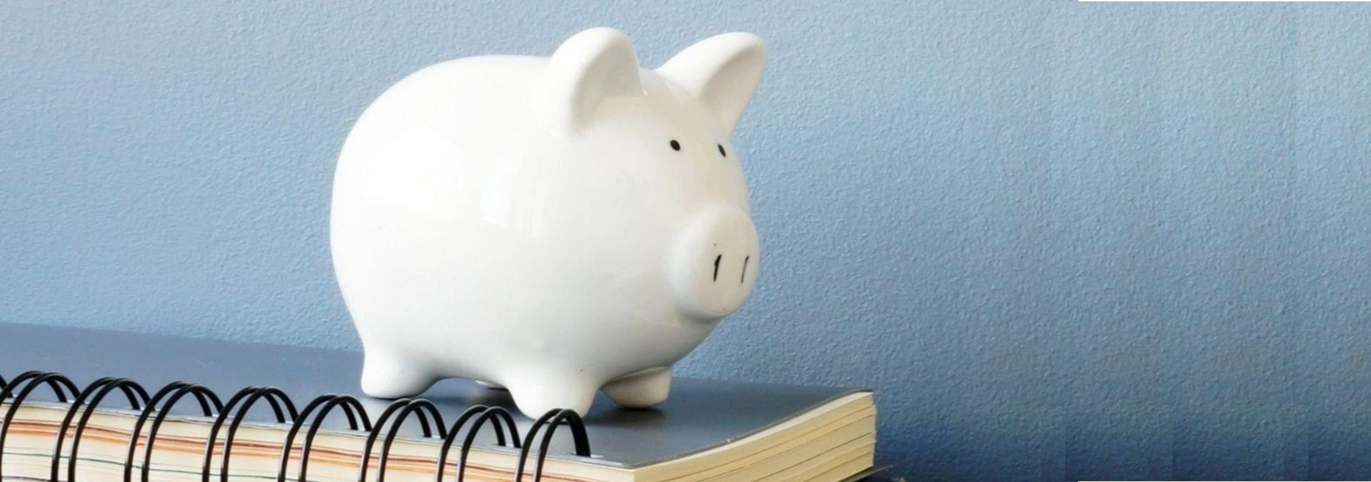 piggy bank student loans