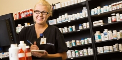 Pharmacy tech program
