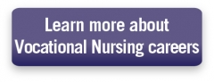Vocational nursing career