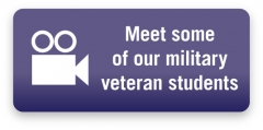 charter college Veteran student stories
