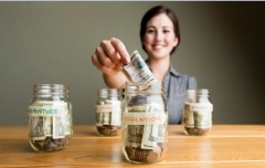saving for financial security